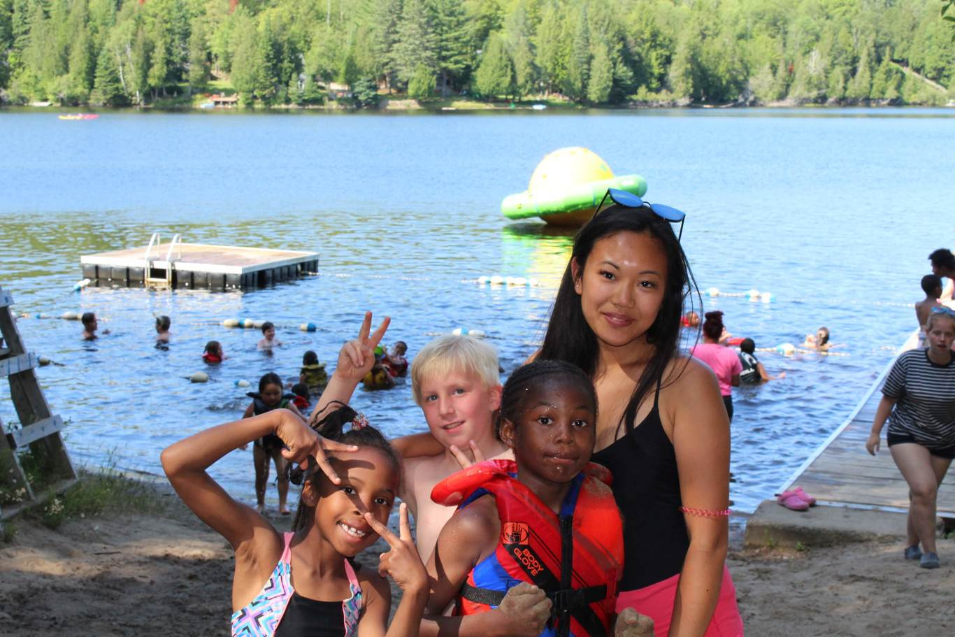 Camp Amy Molson Kids Summer Camp Montreal